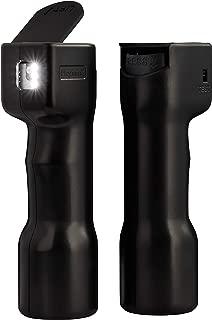 Plegium Combo Pepper Spray - Self Defense Pepper Spray for Women - Pepper Spray for Reliable Personal Defense - All-in-One Pepper Spray, Built-in Siren and Strobe LED Lights