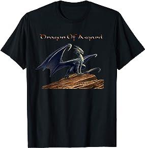 Dragon Of Asgard T-shirt