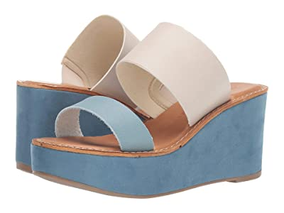 Chinese Laundry Ollie (Blue/Ivory) Women