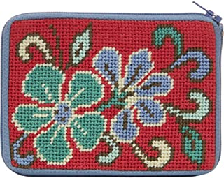 Anchor Maia GL75487 Florence Needlepoint Kit 15-3//4 by 15-3//4-Inch Stitched in Wool