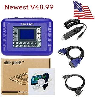 SMOXX Accessories & Parts V48.99 Sbb Pro2 Car Key Programmer Multi-Langual Smart Remote Transponder G Chip