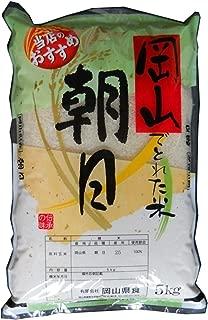 【精米、新米】岡山県産 白米 「朝日米」 5kg×2袋 令和元年産