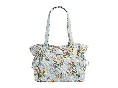 Vera Bradley Glenna Satchel (Floating Garden) Bags