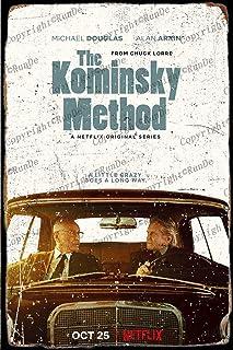 Cimily De Kominsky Method Tin muur teken retro art ijzer schilderij metalen plaque 8 * 12 inch wanddecoratie tuin poster b...