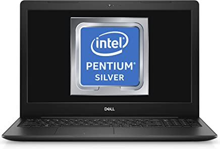 Dell Inspiron 15 3567 FHD 笔记本电脑 Intel Pentium Silver N5000, 8 GB RAM 15.6 Inch