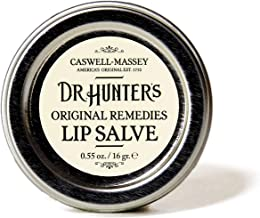 product image for Dr. Hunter's Lip Salve - All Natural Lip Balm And Moisturizer For Dry, Cracked And Chapped Lips - 0.55 Ounce
