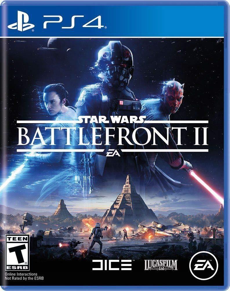 Star Wars Battlefront II store - Fashionable 4 PlayStation