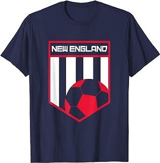 New England Soccer Jersey Style Football Men Women Kids FC T-Shirt