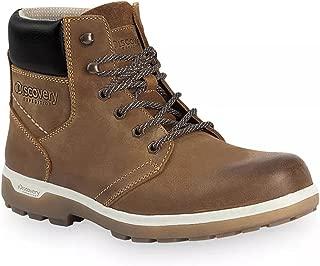 Boots for Men Leather Brown Mod Sarek 2050