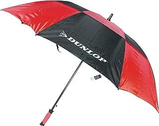 DUNLOP 60 Inch Double Canopy Golf Umbrella