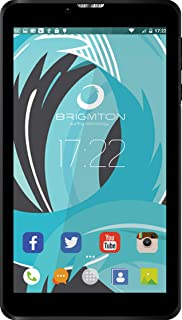 Brigmton 8425081018935 Ph6 Tablet 3G Dual Sim 7', Negro