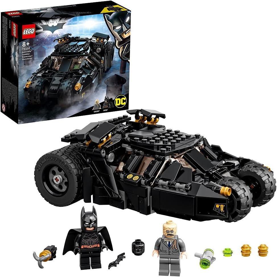 レゴ(LEGO) スーパー・ヒーローズ バットモービル(TM) タンブラー:スケアクロウとの対決 76239