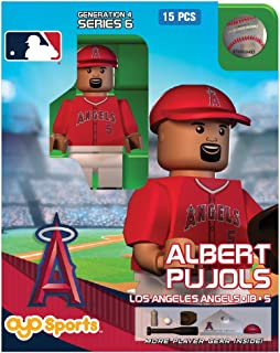 Albert Pujols OYO MLB Los Angeles Angels G4 Series 6 Mini Figure Limited Edition