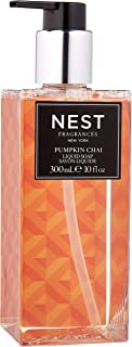 NEST Fragrances Scented Liquid Hand Soap- Pumpkin Chai , 10 fl oz