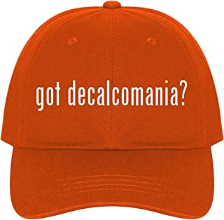 The Town Butler got Decalcomania? - A Nice Comfortable Adjustable Dad Hat Cap