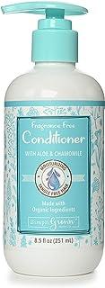 SimpliGrown Bath Co. Baby conditioner, Unscented, 250ml