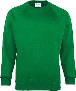 123t Maddins MD01M Coloursure Sweatshirt Blank Plain
