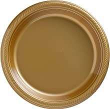 Plastic Dessert Plates Celebration Amscan