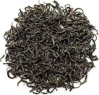 Oriarm 250g / 8.82oz Qingdao Laoshan Green Tea Loose Leaf - Chinese Cloud and Mist Tea Leaves - Green Tea Breakfast - Powerful Antioxidants Brew Hot or Iced Tea