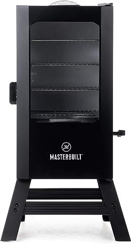 Masterbuilt-MB20070421-30-inch-Digital-Electric-Smoker,-Black