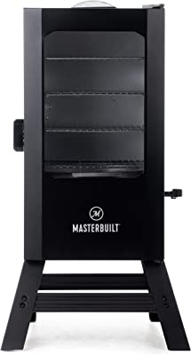 Masterbuilt MB20070421 30-inch Digital Electric Smoker, Black