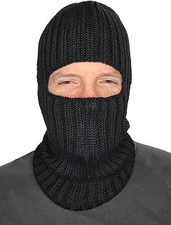 Inca Fashions - Balaclava Ski Mask – 100% Baby Alpaca Wool- Itch & Allergy Free Face Mask Hood Neck Warmer