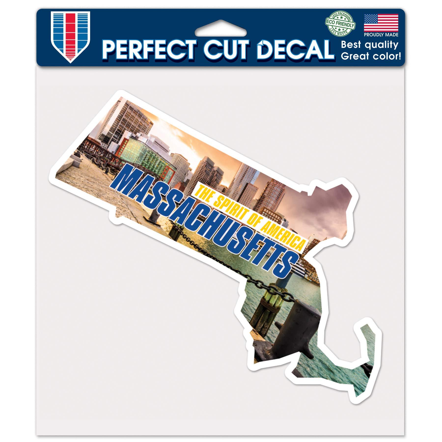 WinCraft Destination North Carolina State//North Carolina Perfect Cut Color Decal 4 x 4State//North Carolina Perfect Cut Color Decal 4 x 4 NA Multi