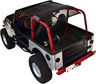 Best 2001 jeep wrangler accessories Reviews