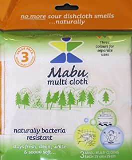 Mabu Cleaning Cloth, Pack of 24