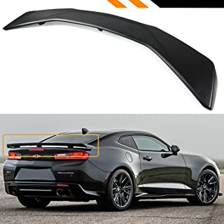 Cuztom Tuning Fits for 2016-2019 Chevrolet Camaro LT RS SS ZL1 Style Big Trunk Lid Spoiler Wing