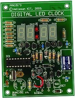 Horloge LED numérique Velleman MK151