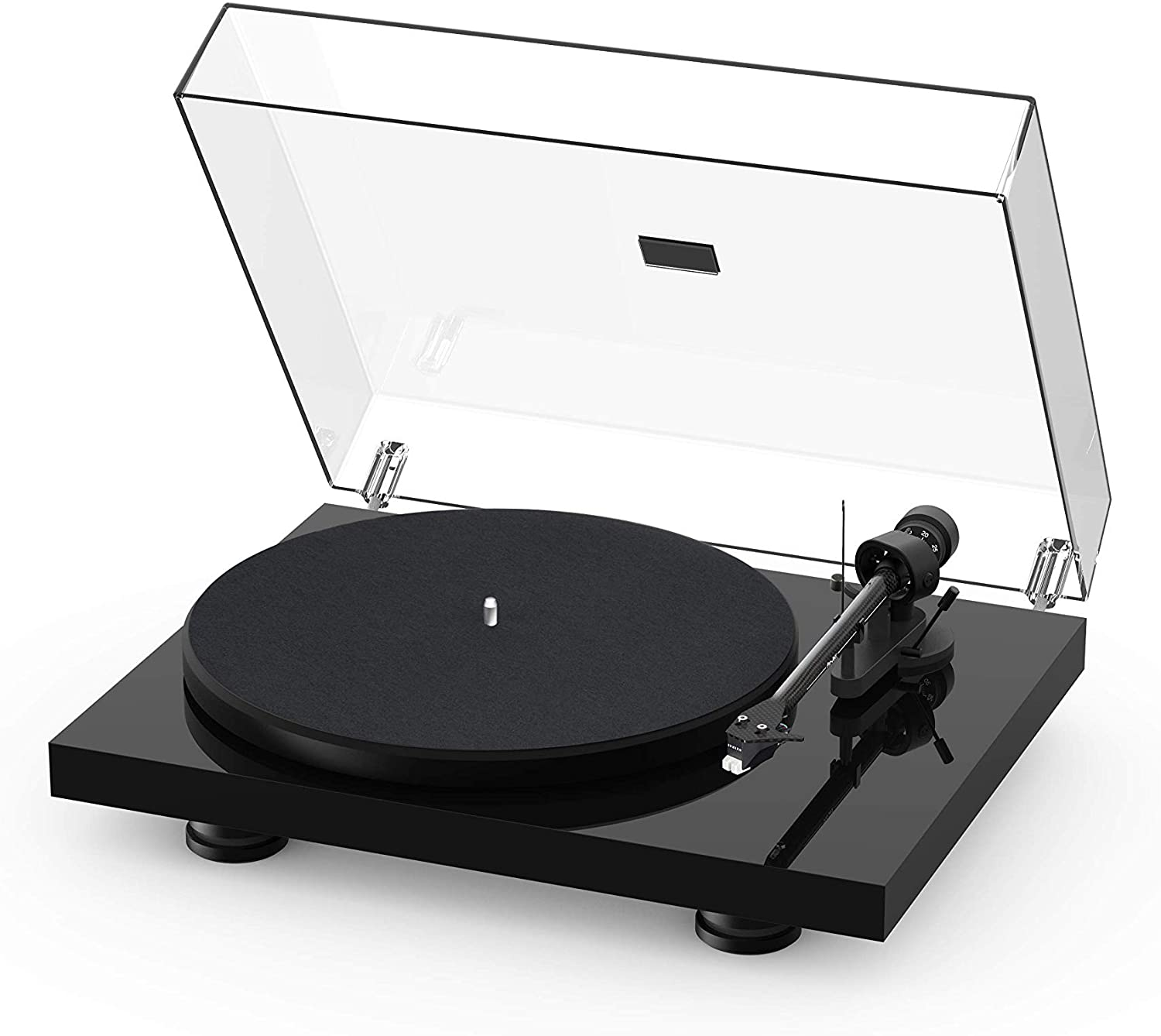 Pro-Ject Debut Carbon EVO Ranking TOP16 with Turntable Audiophile shipfree Fibe