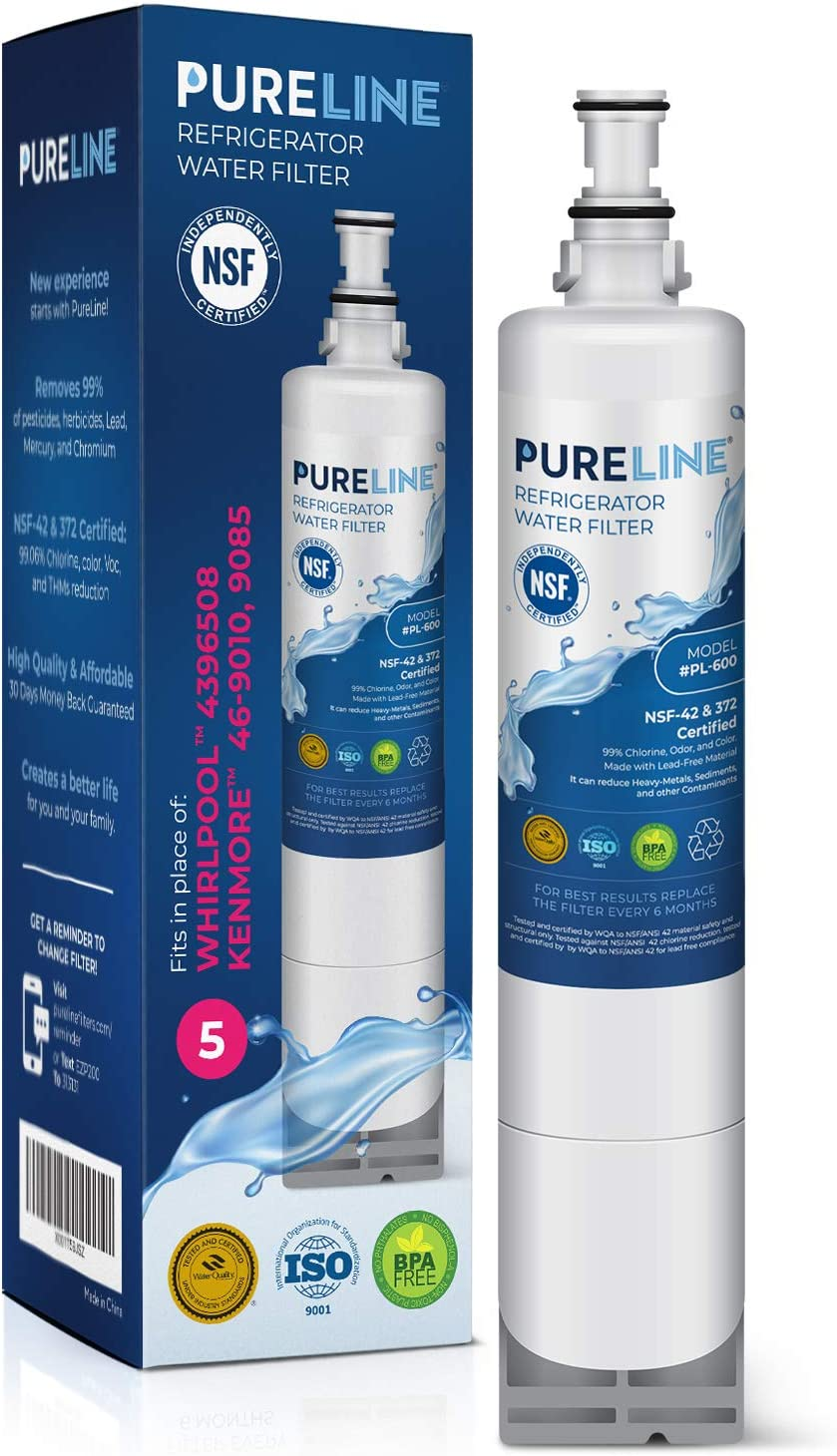 Pureline 4396508 Popular shop is the lowest price challenge Refrigerator Water Every Bargain Replacement for Filter
