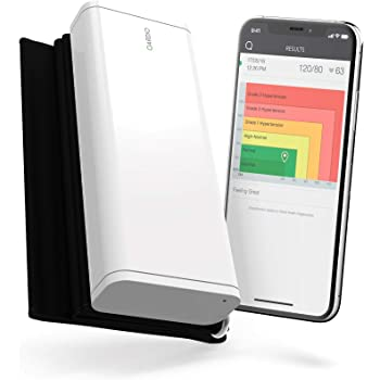 QardioArm Wireless Blood Pressure Monitor: Medically Accurate Easy to Use Digital Upper Arm Cuff. App enabled for iOS, Android, Kindle, iPad and Apple Watch. FSA/HSA-eligible.