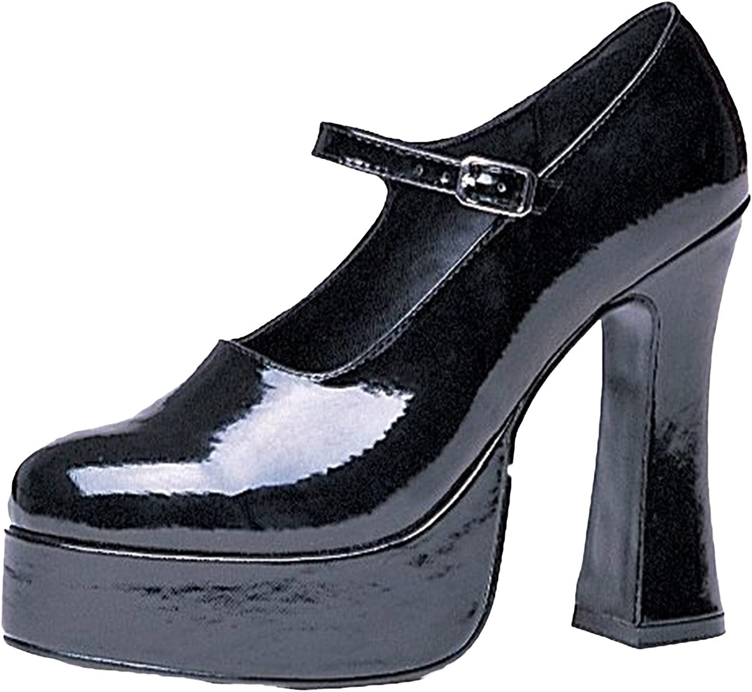 Women's Black Patent Mary Jane shoes