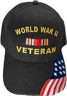 ww2 marine cap