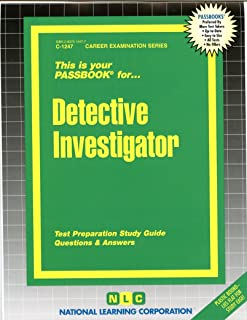 Best national detective investigator test Reviews