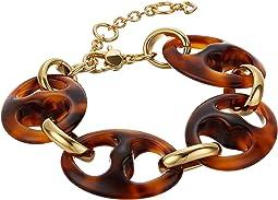 Duo Link Resin Link Bracelet