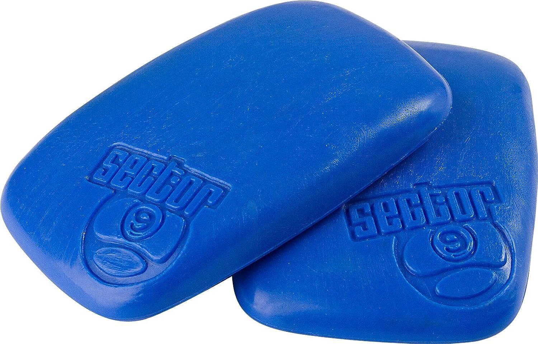 Sector 9 Ergo Replacement Pucks, bluee, 2-Piece