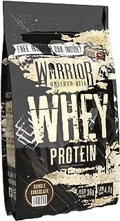Warrior Whey. Double Chocolate - 1000G 480 g