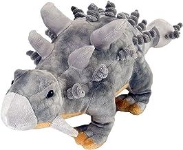 "Wild Republic Ankylosaur Dinosaur Stuffed Animal, Plush Toy, Gifts for Kids, Dinosauria 19"""