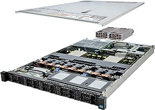 TechMikeNY PowerEdge R620 Server 1x 2.00Ghz E5-2620 6C 48GB 10x 1TB Economy (Renewed)
