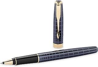 Parker Sonnet Dark Grey GT Gold Trim Rollerball Pen S0912460