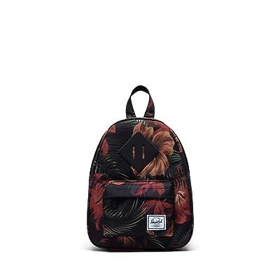 Herschel Supply Co. Heritage Mini (Tropical Hibiscus) Backpack Bags
