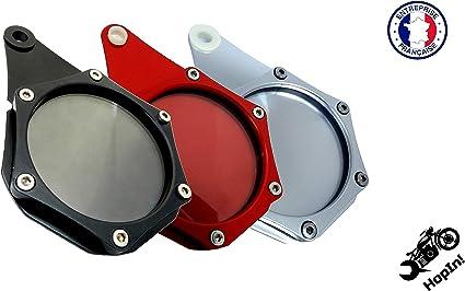 Hopin Plakettenhalter Für Aus Aluminium Wasserdicht Motorrad Scooter Quad Auto