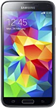 Samsung Galaxy S5 G900a 16GB Smartphone - Unlocked by AT&T for all GSM Carriers Smartphone w/ 16MP Camera - Charcoal Black