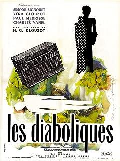 Best les diaboliques poster Reviews