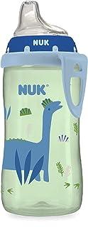 NUK Active Sippy Cup, Blue Turtle, 10oz 1pk