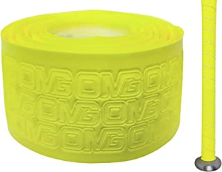 Oh My Grips Cushioned Hand Grip Wrap Tape OMG | Premium Quality, Great for All Bats and Racquets: Baseball, Softball, Tennis, Badminton, Cricket, Even Ping-Pong Paddles!