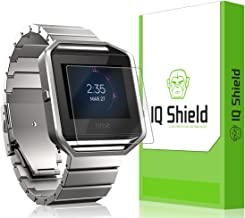 IQ Shield Screen Protector Compatible with Fitbit Blaze (6-Pack)(Easy to Install)..